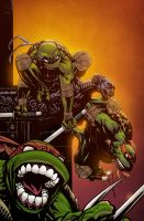 TMNT by AlonsoEspinoza