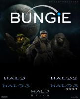 Halo: BUNGIE The Creators by DANYVADERDAY