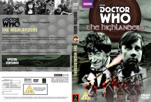 The Highlanders DVD Cover by Cotterill23