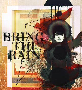 BRING THE RAIN - BLEND - NEW ARTPOP ERA by Na-ri