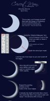 Easy Crescent Moon Tutorial-PS by Rach-Resources
