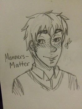 Manners-Matter by Corazon-Espanol