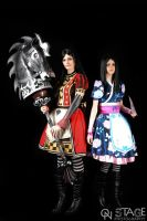 Alice Madness returns royal suit by Arrysia