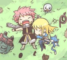 NaLu by blue-tomorrow