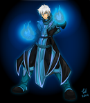 Zackaf the Archmage by Pinwheel10