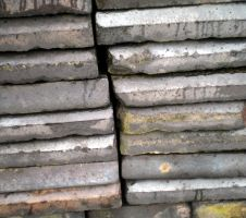 Stock texture - stone stacked I by rockgem