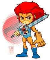 Lil Lion-O by lordmesa