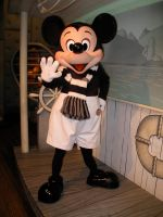 Steamboat Willie Mickey Mouse by hiroyukibenjamin
