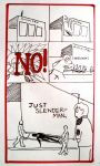 BBC Sherlock comic: slenderman by Graphitekind