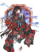Ai Enma: Jigoku Shoujo by Little-Aria