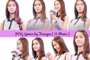 PNG Yoona Pack (11 Photo) by taengss