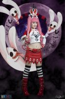 One Piece - Perona by crazyball