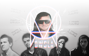 OWSLA Roster Wallpaper by fueledbychemicals
