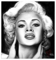 Jayne Mansfield by tainted-orchid
