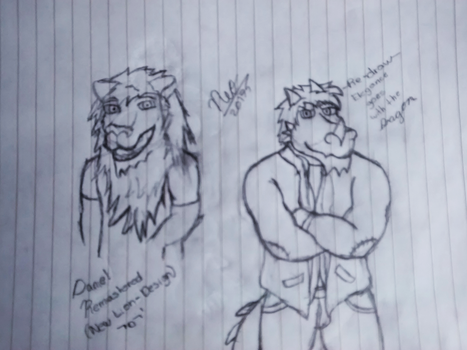 .:Traditional:. Neo and Daniel .:Redraws:. by Neofactory02