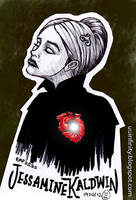 Dishonored- Queen of the Heart by UUUinfinity