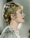 Vintage Actress Dolores Costello colorized by Miko2660
