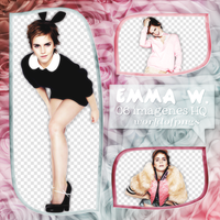 Pack png 4 - Emma Watson by worldofpngs
