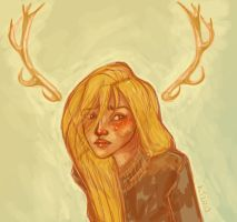 Antlers by Ospreyghost13