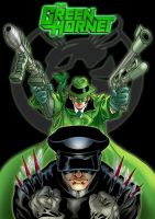 Green Hornet by DarkKnight81