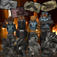 Gears of Time : Squad2 by UnrealFox