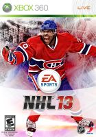 EA Sports NHL 13 Featuring PK Subban by shizzle68