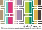 Seamless Geometrics 7 by drgirlfriend