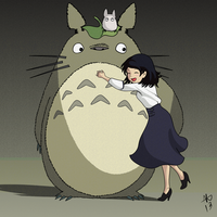 Yogscast Kim And Totoro by amkili