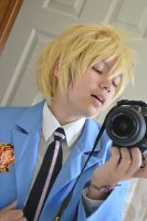NEW COSPLAY WIG! ~Tamaki Senpai by iluvlink12
