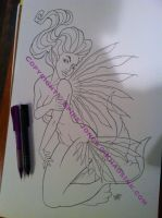 Lion Fish Mermaid by SpikeJones67