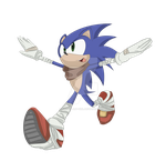 sonic boom style by comics-art-girl