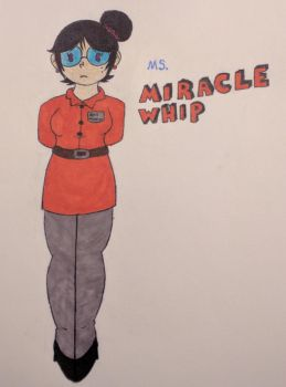 Ms. Miracle Whip by solidservine97
