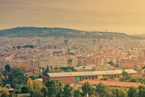 View of Barcelona by hessbeck-fotografix