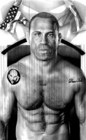 Wanderlei Silva new by ShomanArt
