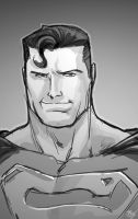 Superman by Elforim