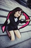 xxxHolic: Mokona cosplay by Black-Kota