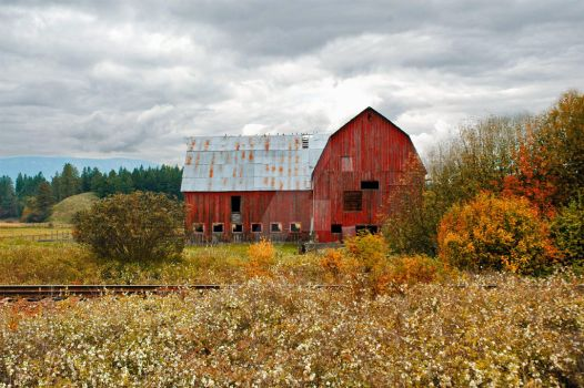 Armstrong Barn by BrianArnoldImaging