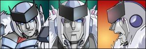 TF - BW Ratchet Icon Set by straya