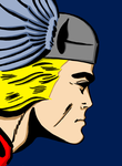 Thor profile by HippieVan