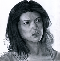 Grace Park by Sarang-Lee