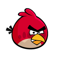 Angry Bird by KenpachiElvis