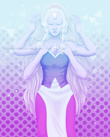 Opal - Steven Universe by dontevenknow-anymore