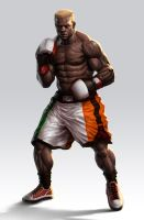 Boxer by lordeeas