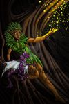 Zeena and the Dryad by ProdigyDuck