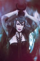 Hekate: Goddess of the Moon by DarkVenusPersephonae