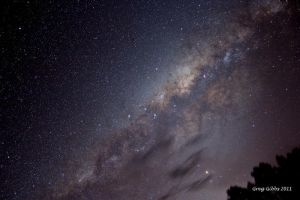 Under The Milky Way Tonight by CapturingTheNight