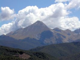 Mountain I by Ivette-Stock
