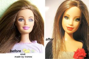 before after by Ivonea