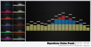 EQualizer Color Pack by midnighttokerkate