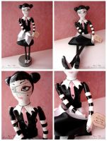 Visual Doll 13 - Mitsuko by visualdolls